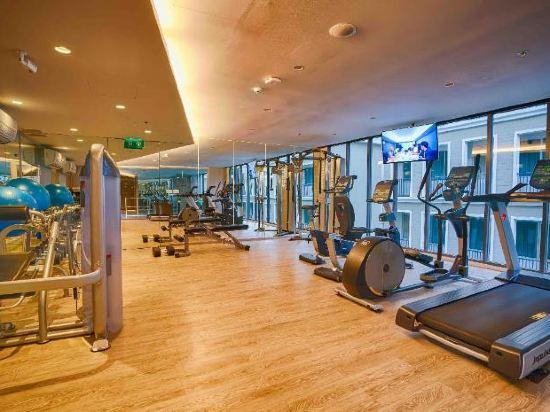 曼谷威爾酒店(Well Hotel Bangkok)健身房