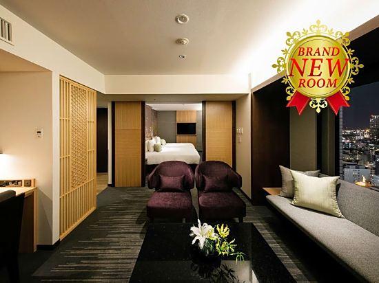 日航酒店(Hotel Nikko Osaka)日航精緻套房