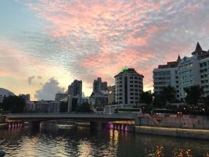 新加坡羅伯遜碼頭酒店(Robertson Quay Hotel Singapore)