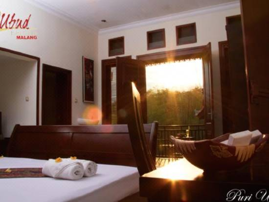 Ubud Hotel Cottages Reviews For 3 Star Hotels In Karangbesuki Trip Com