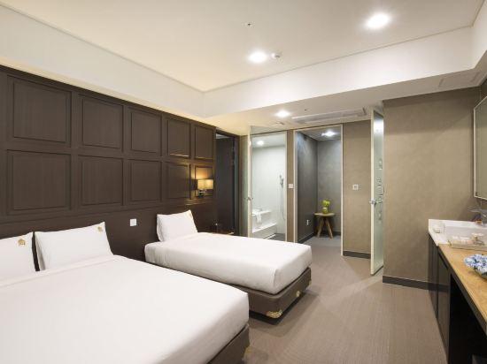 海雲台高麗良宵酒店(Benikea Hotel Haeundae)海景套房