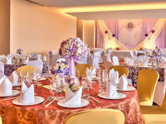 香港愉景灣酒店(Auberge Discovery Bay Hong Kong)餐廳