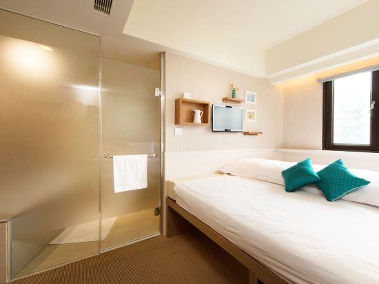 台北福泰桔子商務旅館-西門店(Forte Orange Hotel Ximen)標準客房