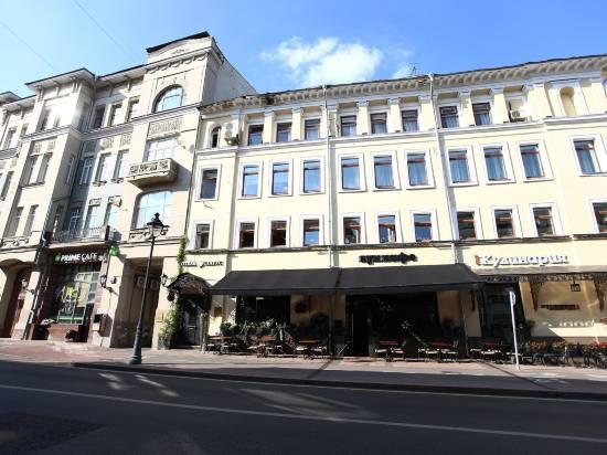 柴可夫斯基酒店