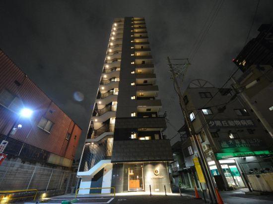 Bureau四天王寺酒店(Bureau Shitennoji Hotel)外觀