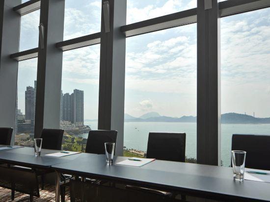 香港數碼港艾美酒店(Le Méridien Cyberport)會議室