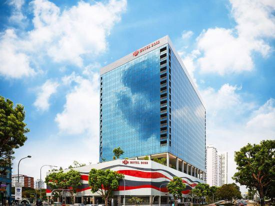 新加坡莊家大酒店(Hotel Boss Singapore)外觀