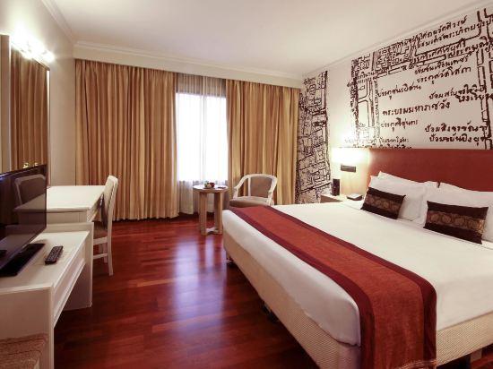 曼谷財富美爵酒店(Grand Mercure Bangkok Fortune)豪華房