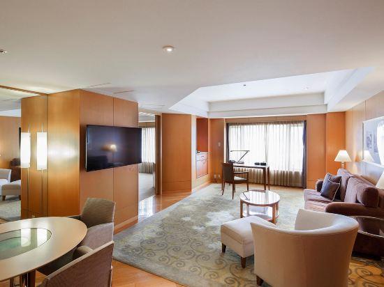 福岡君悅酒店(Grand Hyatt Fukuoka)君悅特大床套房
