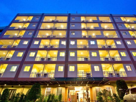 芭堤雅黃金海酒店(Golden Sea Pattaya)外觀