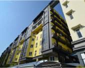 吉隆坡570梅根大使館之靠近雙峯塔一卧室OYO公寓