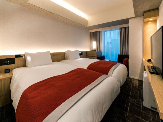 東京有明大和ROYNET酒店(Daiwa Roynet Hotel Tokyo Ariake)標準雙床房