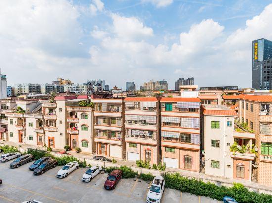 麗楓酒店(佛山順德順聯廣場店)(Lavande Hotel (Foshan Shunde Shunlian Square))眺望遠景
