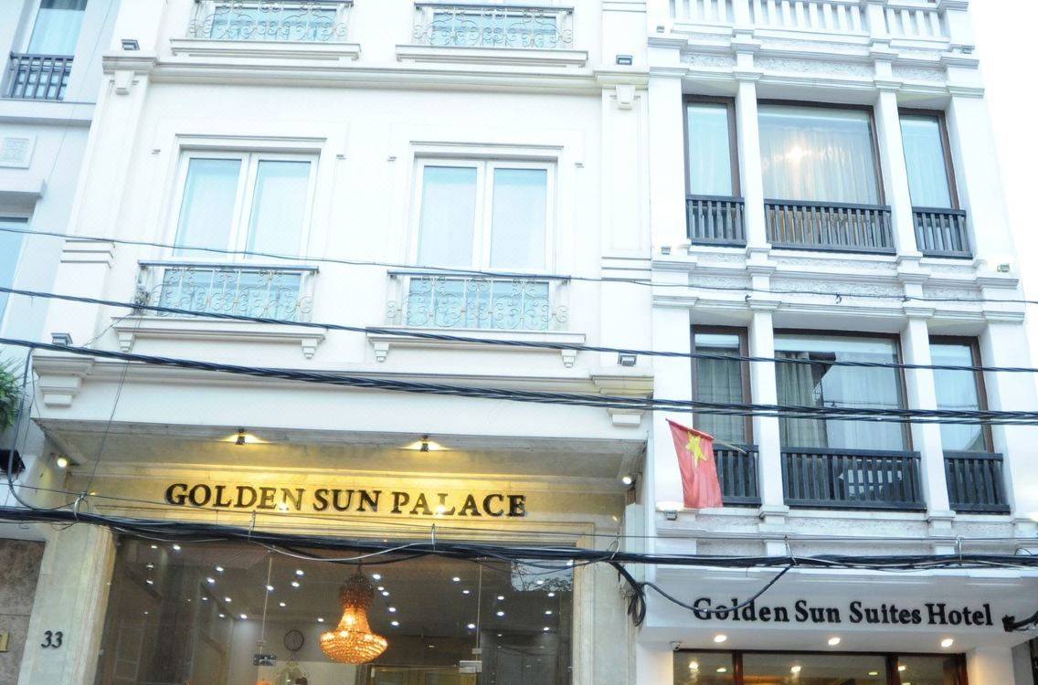 Golden Sun Palace Hotel Hotel Rates And Room Booking Trip Com
