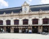 波爾多市中心聖讓車站歐洲大西洋宜必思酒店