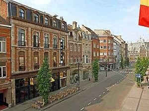 魯汶中央劇院酒店(Theater Hotel Leuven Centrum)