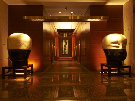東京君悅酒店(Grand Hyatt Tokyo)公共區域