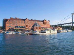 哥德堡諾富特酒店(Novotel Goteborg)