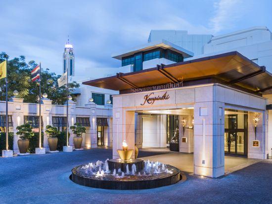 曼谷暹羅凱賓斯基酒店(Siam Kempinski Hotel Bangkok)