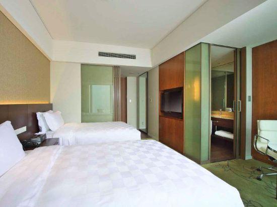 大阪萬豪都酒店(Osaka Marriott Miyako Hotel)Twin Room - High Floor