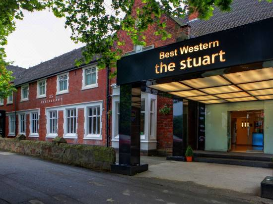 Best Western The Stuart Hotel Hotel Reviews And Room Rates