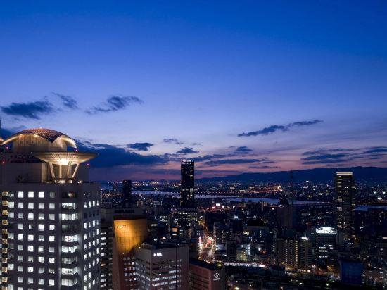 大阪希爾頓酒店(Hilton Osaka Hotel)行政套房