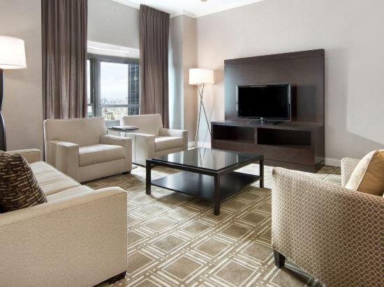 紐約市中心希爾頓酒店(New York Hilton Midtown)公共區域
