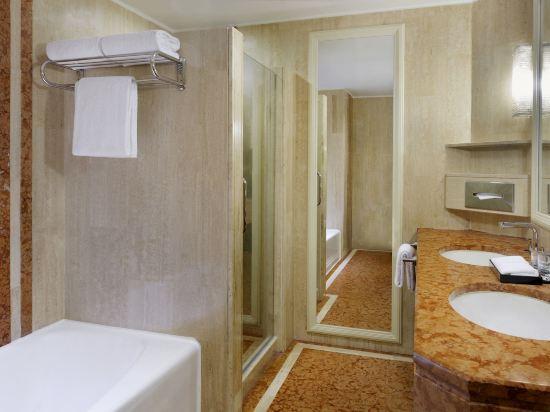 新加坡濱華大酒店(Marina Mandarin Singapore)濱海灣觀景行政豪華客房