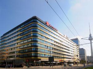 柏林亞歷山大廣場H4酒店(H4 Hotel Berlin Alexanderplatz)