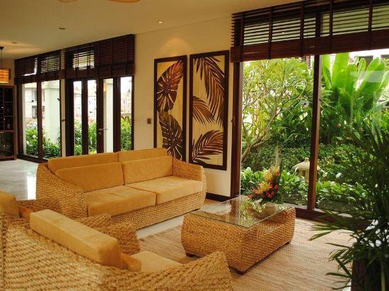 峴港富麗華大酒店(Furama Resort Danang)一卧室水療泳池別墅