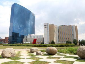 印第安納波利斯 JW 萬豪酒店(JW Marriott Indianapolis)