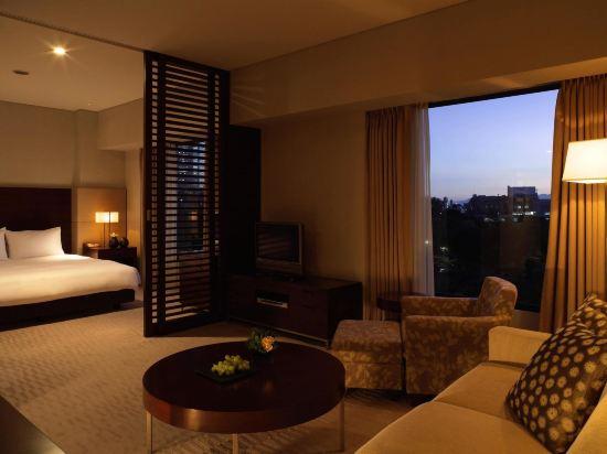 東京凱悦酒店(Hyatt Regency Tokyo)嘉賓軒套房
