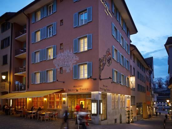 蘇黎世阿德勒酒店