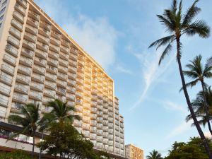 奧特瑞格奧哈納威基基東部酒店(OHANA Waikiki East by Outrigger)