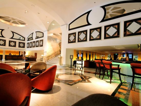 曼谷瑞博朗德酒店(Rembrandt Hotel Bangkok)大堂吧