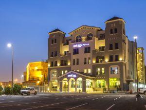 達曼麗柏酒店(Park Inn by Radisson Dammam)