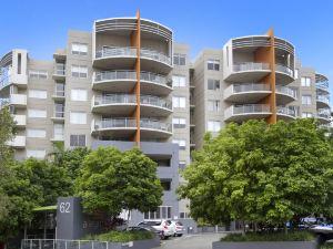 布里斯班阿里格羅公寓酒店(Allegro Apartments Brisbane)