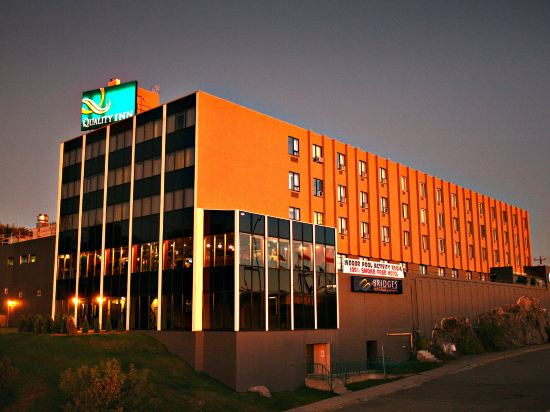 Quality Inn Conference Centre Downtown Sudbury