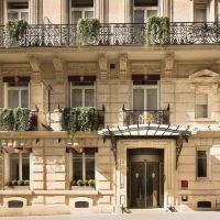 巴黎西邊酒店酒店預訂