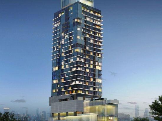 曼谷天空風景酒店(Compass SkyView Hotel Bangkok)外觀