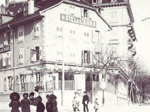 德樂奧酒店(Hôtel de l'Ours)