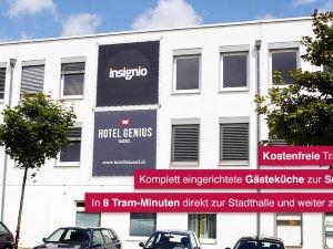 吉尼奧斯酒店(Genius Hotel Und Hostel)