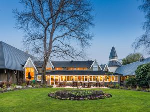 公園酒莊基督城希爾頓逸林酒店(Chateau on The Park - Christchurch, A Doubletree by Hilton)