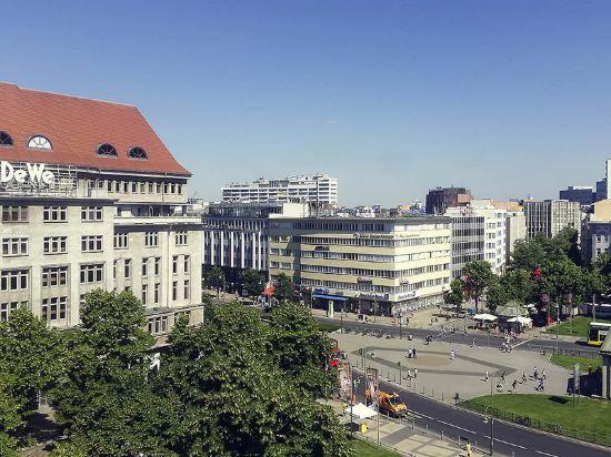 Hotels Berlin Mitte Mercure Berlin City