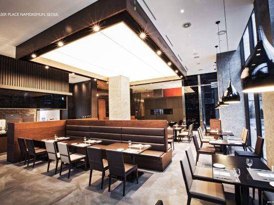 首爾南大門輝盛坊國際公寓(Fraser Place Namdaemun)餐廳