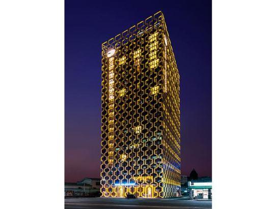 首爾設計者酒店東大門店(Hotel the Designers Dongdaemun Seoul)外觀