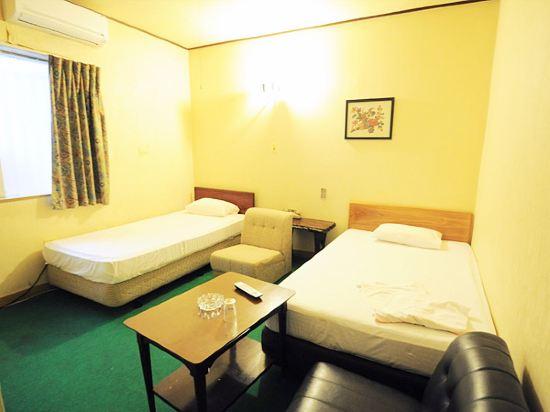 吉田酒店(Yoshida Hotel)三人房