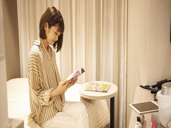 東京相鐵弗雷薩旅店銀座七丁目酒店(Sotetsu Fresa Inn Ginza-Nanachome)Priority女式單人房