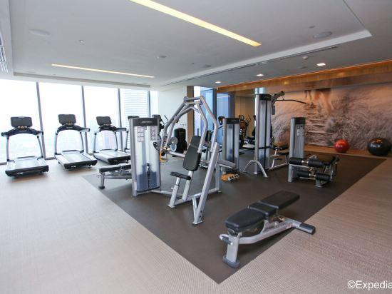 新加坡威斯汀酒店(The Westin Singapore)健身房