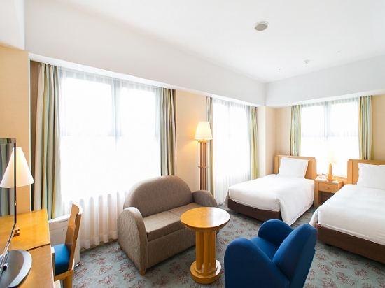福岡凱悅酒店(Hyatt Regency Fukuoka)豪華客房